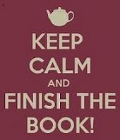 KeepCalm&Finishthebook